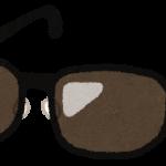 夜にサングラスをかける意味って?調べてみると結構面白かった!!