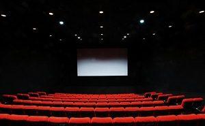 映画館の座席の写真